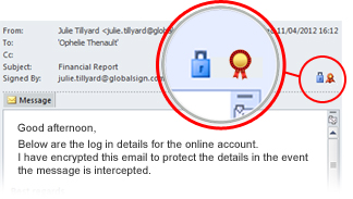 Certificado para Emails