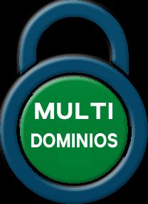 Certificados SSL para Multiples Dominios